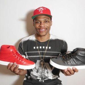Air Jordan Russell Westbrook shoe sz 9.5 mens